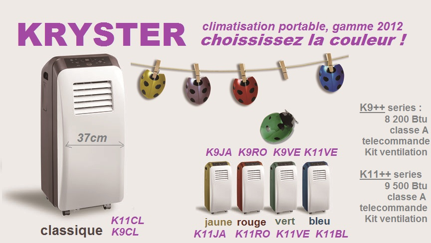 Clim portable K9++